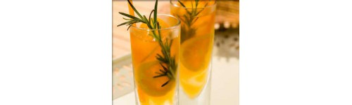 Wives orange iced tea