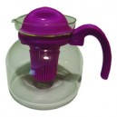 Glass Tea Pot for Microwave use 1.5L